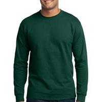 Port & Co. Long Sleeve 50/50 Cotton/Poly T Shirt
