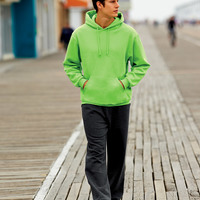 Adult NuBlend® Hooded Pullover Sweatshirt