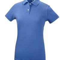 Ladies' ClimaLite Tour Piqué Polo