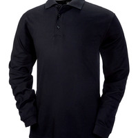 Men's ClimaLite® Tour Piqué Long-Sleeve Polo