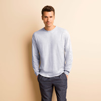 ® DryBlend® Adult Long-Sleeve T-Shirt