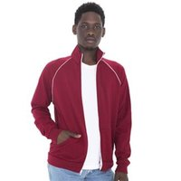 American Apparel California Fleece Track Jacket