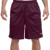 Champion 3.7 oz. Long Mesh Shorts w/ Pockets