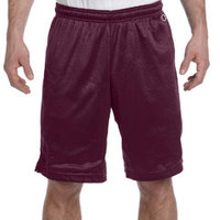 Champion 3.7 oz. Polyester Mesh Shorts