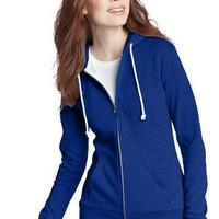 Juniors Core Fleece Full Zip Hoodie