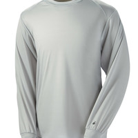 Youth B-Core Long-Sleeve Performance Tee