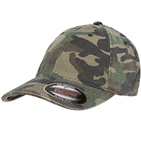 Cotton Camouflage Cap