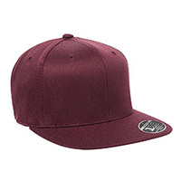 Fitted Classic Shape Snapback Cap