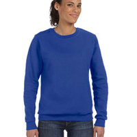 Ladies' Crewneck Fleece
