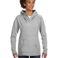 Ladies' Hooded French Terry