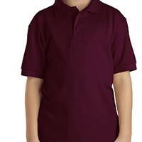 Youth Short-Sleeve Performance Polo