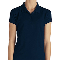 Ladies' Short-Sleeve Performance Polo
