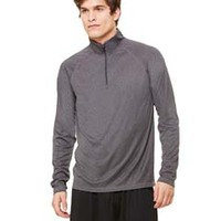 for Team 365 Men's Quarter-Zip Lightweight Pullover