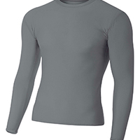 Long Sleeve Compression Crew Shirt