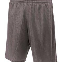 "Lined 9"" Inseam Tricot Mesh Shorts"