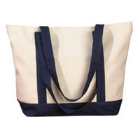 12 oz. Canvas Boat Tote