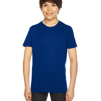 American Apparel  50/50 Poly-Cotton Tee