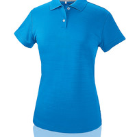 Ladies' ClimaLite® Textured Polo
