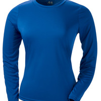 Ladies' Cooling Performance Long-Sleeve Tee