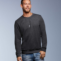 Adult Crew Neck French Terry Fleece