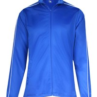 Ladies' Brushed Tricot Razor Jacket