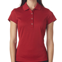 Ladies' ClimaLite® Textured Solid Polo