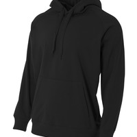Youth Solid Tech Fleece Hoodie