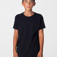 2201ORG Organic Youth Fine Jersey S/S T-Shirt