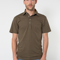 American Apparel Fine Jersey Leisure Shirt