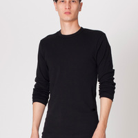 4407 Baby Rib Fitted L/S T-Shirt