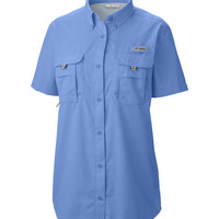 Columbia Ladies' Bahama™ Short-Sleeve Shirt
