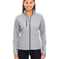 Ladies' Trace Printed Fleece Jacket