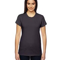 Ladies' Organic Cotton Short-Sleeve T-Shirt