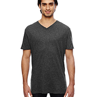 Anvil 3.2 oz. Featherweight Short-Sleeve V-Neck T-Shirt