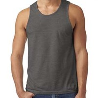 Men's Premium Fitted CVC Tank