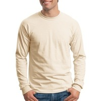 Gildan Ultra Cotton™ 100% Cotton Long Sleeve T Shirt