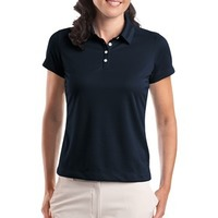 Nike Golf Ladies Dri FIT Pebble Texture Polo