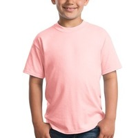 Port & Co. Youth 50/50 Cotton/Poly T Shirt (PC55Y)