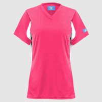 Ladies' Polyester Rally Jersey
