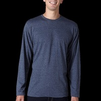 Tultex Unisex Poly-Rich Blend Long Sleeve Tee