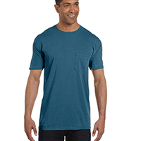 6.1 oz. Garment-Dyed Pocket T-Shirt