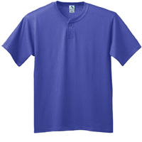 Augusta Six-Ounce Two-Button Baseball Jersey