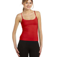 Bella + Canvas Ladies' Cotton/Spandex Camisole
