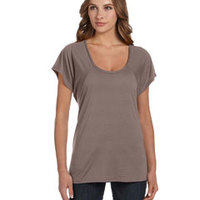 Bella + Canvas Ladies' Flowy Raglan T-Shirt