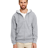 Gildan 7.75 oz. Heavy Blend™ 50/50 Full-Zip Hood