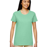 Gildan Heavy Cotton™ Ladies' 5.3 oz. Missy Fit T-Shirt
