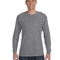 Heavy Cotton™ 5.3 oz. Long-Sleeve T-Shirt