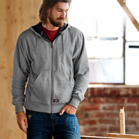 Adult Thermal-Lined Hooded Fleece Jacket