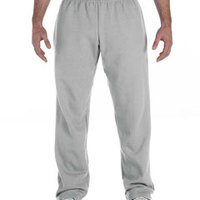 Gildan 7.75 oz. Heavy Blend™ 50/50 Open-Bottom Sweatpants