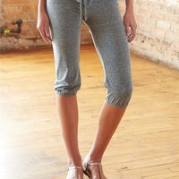 Women's Eco-Jersey Crop Pants